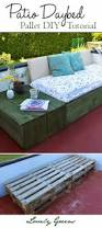 clever and easy diy pallet furniture ideas