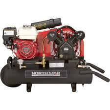 gas powered air compressors air tools compressors northern
