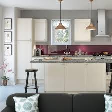 hudson cream kitchen range kitchens magnet trade
