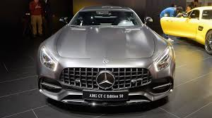 naias 2017 mercedes amg gt c coupe unveiled
