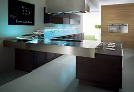 Kitchen Island With Table Attached by Enchanting Modern Style Kitchen Cabinets Showcasing Rectangular
