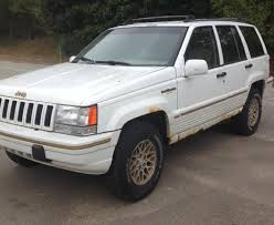 1994 jeep grand for sale 1994 jeep grand limited in morley mi coz motors