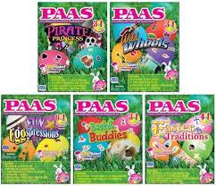 easter egg dye kits coupons 0 55 2 eggs 1 00 2 paas egg coloring kits