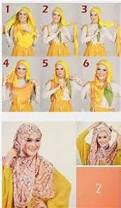 tutorial hijab turban ala april jasmine tutorial hijab segi empat ala april jasmine tutorial jilbab shawl