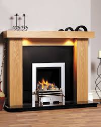 solid oak manhattan wood fire surround fires and surrounds
