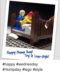 Funny Lego Memes - harry try it lego style happy wednesday humpday lego style