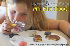 edible rocks earth science experiments for kids 2 rock classification