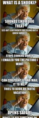 Computer Grandma Meme - prestige worldwide step brothers