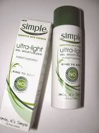 simple ultra light gel moisturizer the beauty alchemist simple nourishing 24 hr day night cream