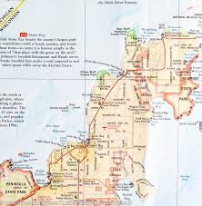 Map Of Wisconsin by Map Of Wisconsin U0027s Door Peninsula National Geographic U2013 Mapscompany