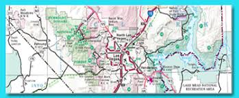 state maps nevada department of transportation