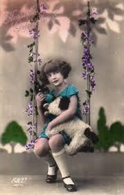 vintage postcard c 1920 1930 vintage 2 naughty girls