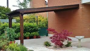 montaggio tettoia in legno tettoia in legno con chiusure a pannelli rimuovibili loc san