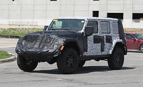 jeep icon concept jeep boss shares details on new wrangler news car and driver