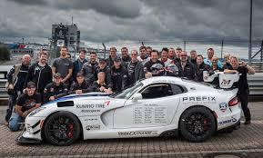 Dodge Viper Final Edition - dodge viper acr prepares for nürburgring lap record assault