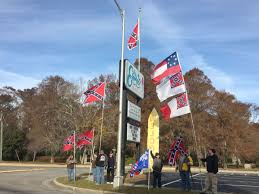 Battle Flags Of The Confederacy Confederate Flag To Stay Flying In Front Of Orangeburg Restaurant