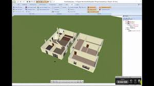 visual building tutorial 3d floor plans youtube