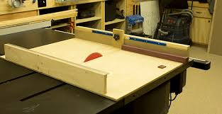 miter cuts on table saw to make a tablesaw crosscut sled