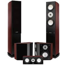 woofer for home theater reference series 5 0 home theater system with bipolar speakers
