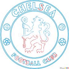 Chelsea Logo Chelsea Logo Logo How To Draw Chelsea Football Logos