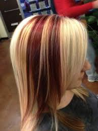 how to add colour chunks to hairstyles 21 best hair change blonde with colour under images on pinterest
