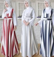 desain baju kekinian model baju muslimah ini cocok bagi kamu yang ingin til kekinian
