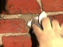 Cement Mix For Pointing Patio by How To Repair Chimney Mortar How Tos Diy