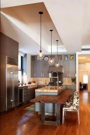 slate blue kitchen walls kitchen paint colors with light oak