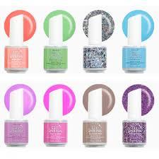 ibd just gel polish cashmere cutie social lights collection