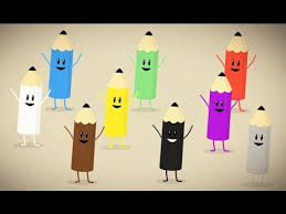 funny colors the color song a funny song youtube