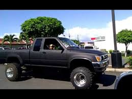 93 toyota truck 5 lifted 93 toyota p up truck 4x4