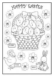 easter activity printables u2013 happy easter 2017