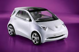 2 door compact cars frankfurt toyota iq concept u2013 mini prius anti smart