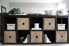 In Addition To The Five Shelves The Cabinet Also Has A Drawer For - Family room cabinet ideas