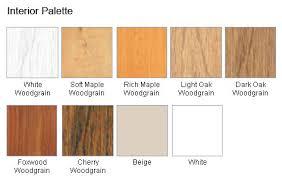 replacement windows colors waco interior wood grains u0026 exterior