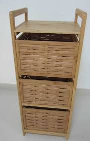 Bamboo Bathroom Furniture Bamboo Bathroom Storage Complete Ideas Exle