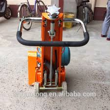 floor planer com js250 10 hp concrete surface floor planer scarifier machine buy