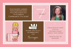 7th birthday party invitation wording invitation ideas