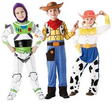 disney buzz woody or jessie toy story kids costume child fancy