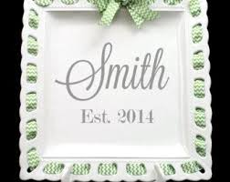 personalized serving platters 101 best prissy plates images on plate abs and polka dot