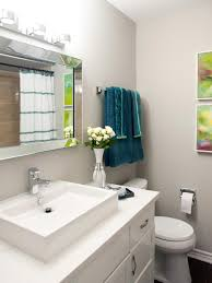 How To Remodel A Small Bathroom Before And After Property Brothers Drew And Jonathan Scott On Hgtv U0027s Buying And