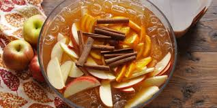 13 thanksgiving punch recipes best punches for thanksgiving delish
