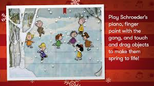 brown christmas picture a brown christmas peanuts read and play android apps