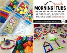 a 1st grade morning work alternative morning work mornings and tubs