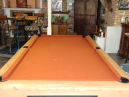 ebonite pool table 3 piece slate w e m distributors before after 1 of 2
