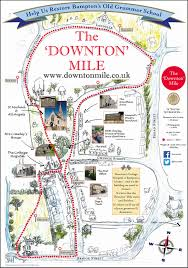 the downton mile appeal bampton community archive a warm welcome to all the us downton abbey fans we hope you enjoy reading about our project to restore the old grammar school building in bampton used