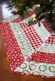 a bright corner jolly tree skirt and sale