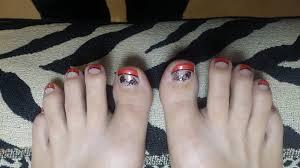 wow fun halloween design toe nails yelp