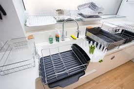 The Best Dish Rack The Sweethome - Kitchen sink drying rack
