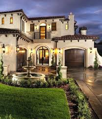 spanish style ranch homes modern spanish style homes style ranch homes with courtyard design
